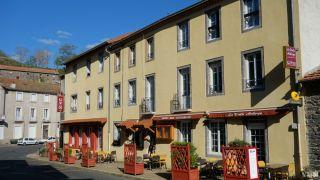 Hôtel La Vieille Auberge, Saint-Privat-d'Allier