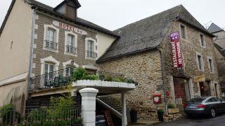Hôtel des Voyageurs, Saint-Chély-d'Aubrac
