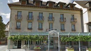 Hôtel Aux Armes d'Estaing, Estaing