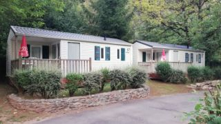 Camping Beau Rivage, Conques