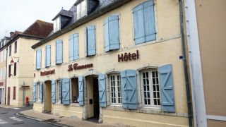 Hôtel Le Commerce, Navarrenx