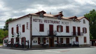 Hotel Mendy, Saint-Jean-le-Vieux