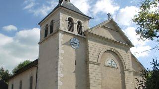 Iglesia de Saint Aquilin, Frangy