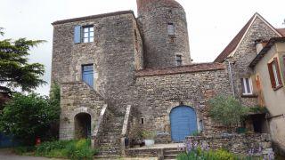 Lo que resta del château de Gaillac