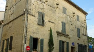 Hôpital Saint-Jacques, Gallargues-le-Montueux