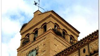 Iglesia de San Pedro, Gallur