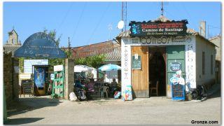 El ineflable bar Cowboy, El Ganso