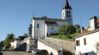 Iglesia de Garindein