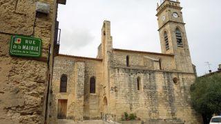 Iglesia de Saint-Geniès-des-Mourgues