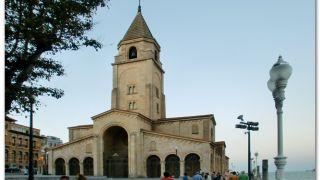 Iglesia de San Pedro, Gijón