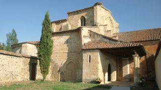 Iglesia del monasterio de Santa María la Real, Gradefes