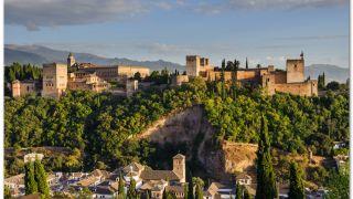 La Alhambra, desde Albaicín
