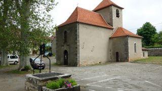Iglesia de Gréalou
