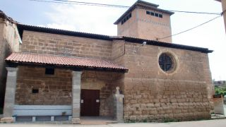 Iglesia de San Andrés, Grisaleña