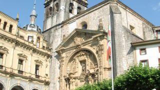 Iglesia de San Juan Bautista, Hernani