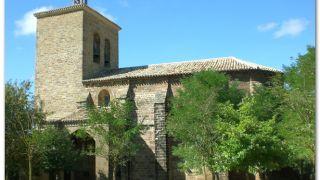 Iglesia de San Miguel, Salinas de Ibargoiti