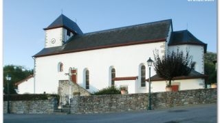 Iglesia de Saint-Just-Ibarre
