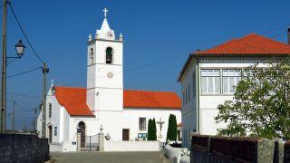 Iglesia de Alvorge