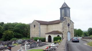 Iglesia de Saint-Pierre, Argagnon