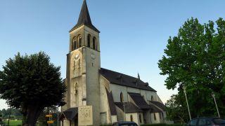 Iglesia de Saint-Martin, Asson
