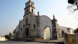 Iglesia matriz en Atalaia