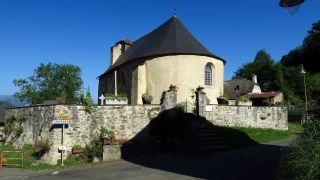 Iglesia de Saint-Jacques, Cotdoussan