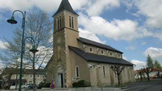 Iglesia de Artiguelouve