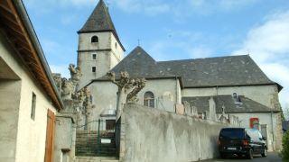 Iglesia de Saint-Pierre, Eysus
