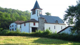 Iglesia de Ibarrolle