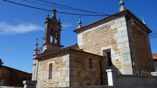 Iglesia parroquial de Santa María, Fumaces