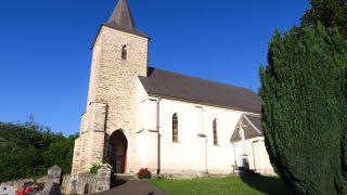 Iglesia de Germs-sur-l'Oussouet