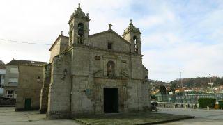 Iglesia de Santa Liberata, Baiona