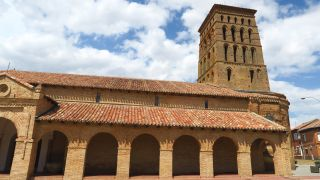 Torre mudéjar de la iglesia de San Lorenzo, Sahagún