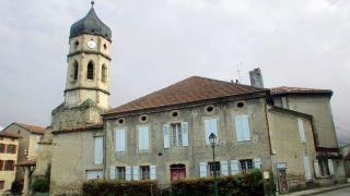 Église Saint-Étienne, Le Mas-d'Azil