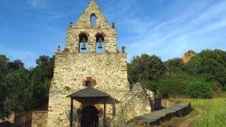 Iglesia de San Simón y San Judas Tadeo en Las Médulas