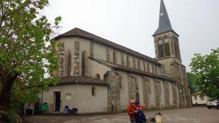 Iglesia de Saint-Eusébie, Montredon