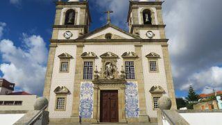 Iglesia de São Miguel en Oliveira de Azeméis