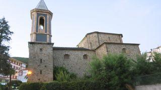 Iglesia parroquial de San Martín, Quiroga
