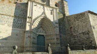 Iglesia de Santa María la Real de Nieva