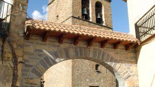 Iglesia del Salvador, Santa Cilia