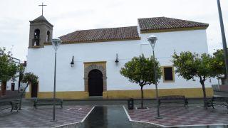Iglesia parroquial en Santa Cruz, Córdoba