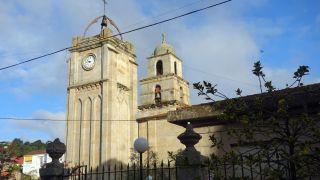 Iglesia de Santa María a Maior, Verín