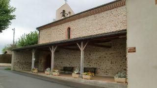 Iglesia de Saint-Victor-Rouzaud