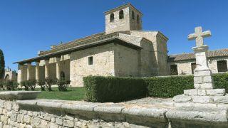 Iglesia mozárabe-románica de Santa María, Wamba