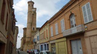 Torre de la Colegiata, L'Isle-Jourdain