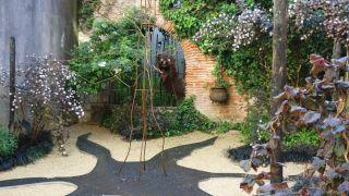 Jardín del Dragón, Cahors