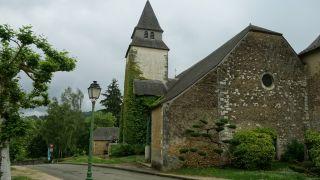 Iglesia de Lacommande