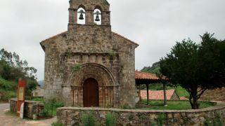 Iglesia de Santa Juliana, Lafuente