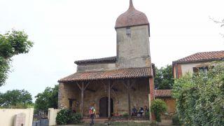 Iglesia de Lanne-Soubiran