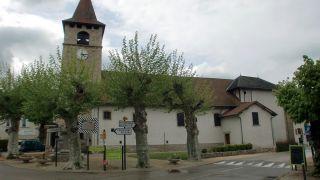 Iglesia de Le Pin